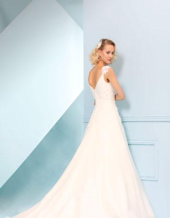 Robes de mariées - Maison Lecoq - robe n°952_A