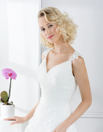 Robes de mariées - Maison Lecoq - robe n°952_B