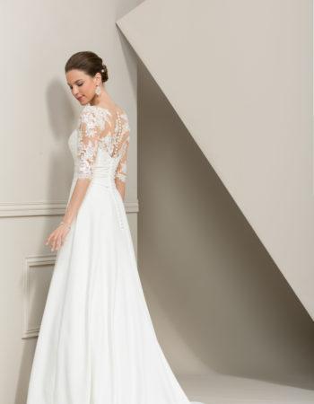 Robes de mariées - Maison Lecoq - robe n°953_A