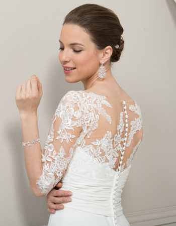 Robes de mariées - Maison Lecoq - robe n°953_B