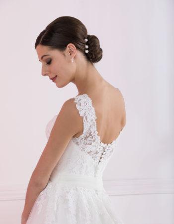 Robes de mariées - Maison Lecoq - robe n°954_A