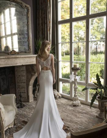 Robes de mariées - Maison Lecoq - robe n°955_A