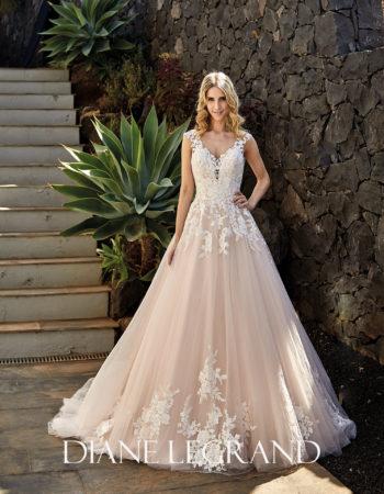Robes de mariées - Maison Lecoq - robe n°956