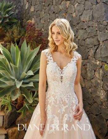 Robes de mariées - Maison Lecoq - robe n°956_A