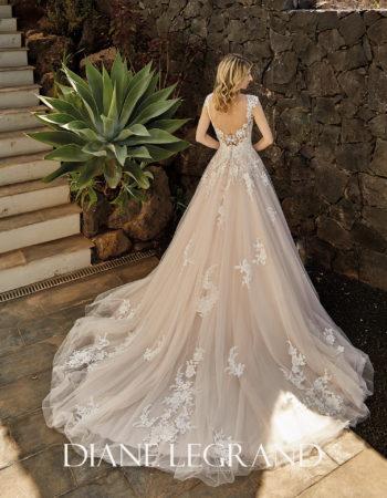 Robes de mariées - Maison Lecoq - robe n°956_B