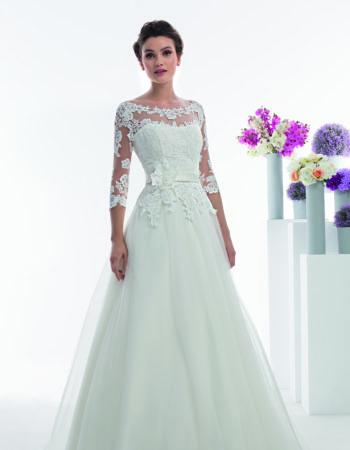 Robes de mariées - Maison Lecoq - robe n°801