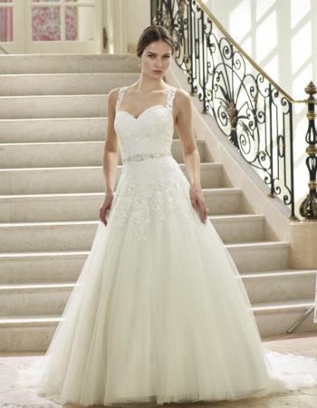 Robes de mariées - Maison Lecoq - robe n°809
