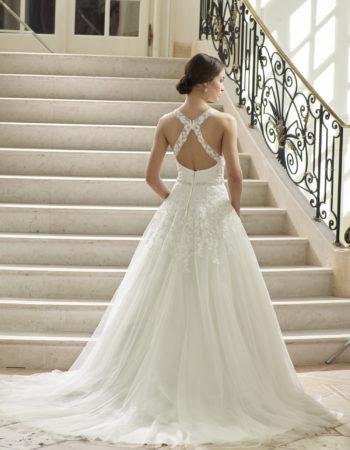 Robes de mariées - Maison Lecoq - robe n°809bis