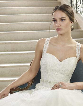 Robes de mariées - Maison Lecoq - robe n°809bis1