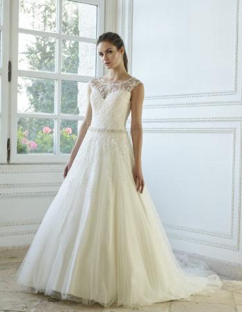Robes de mariées - Maison Lecoq - robe n°810