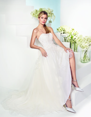 Robes de mariées - Maison Lecoq - robe n°813