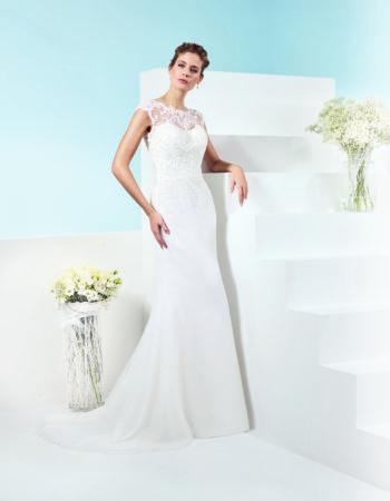 Robes de mariées - Maison Lecoq - robe n°814