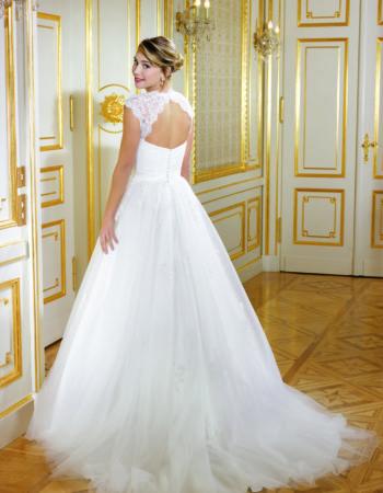 Robes de mariées - Maison Lecoq - robe n°816bis