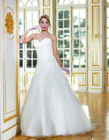 Robes de mariées - Maison Lecoq - robe n°817