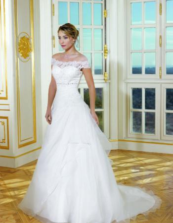 Robes de mariées - Maison Lecoq - robe n°818