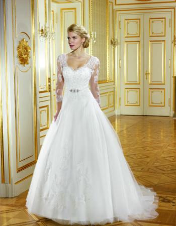 Robes de mariées - Maison Lecoq - robe n°819