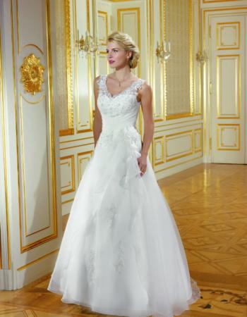 Robes de mariées - Maison Lecoq - robe n°820