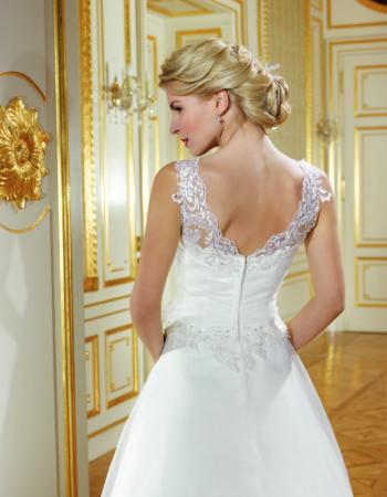 Robes de mariées - Maison Lecoq - robe n°820bis