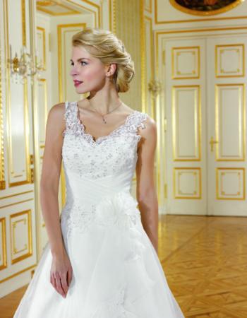 Robes de mariées - Maison Lecoq - robe n°820bis1
