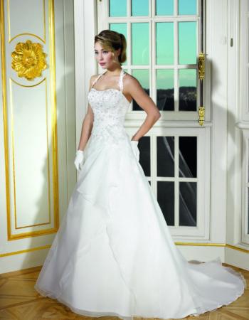 Robes de mariées - Maison Lecoq - robe n°824
