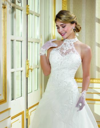 Robes de mariées - Maison Lecoq - robe n°826bis1