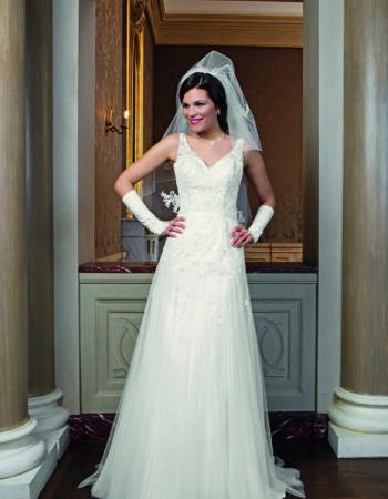 Robes de mariées - Maison Lecoq - robe n°827