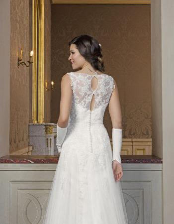 Robes de mariées - Maison Lecoq - robe n°827bis
