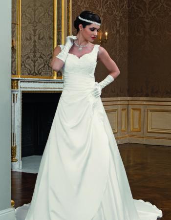 Robes de mariées - Maison Lecoq - robe n°828