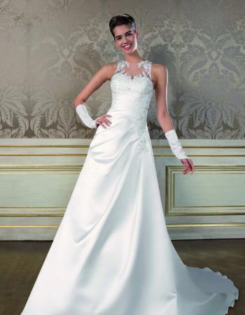 Robes de mariées - Maison Lecoq - robe n°829