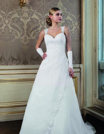 Robes de mariées - Maison Lecoq - robe n°832