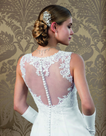Robes de mariées - Maison Lecoq - robe n°832bis