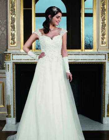 Robes de mariées - Maison Lecoq - robe n°833