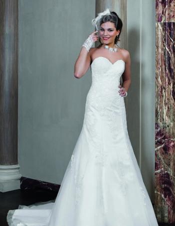 Robes de mariées - Maison Lecoq - robe n°836