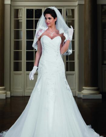 Robes de mariées - Maison Lecoq - robe n°837
