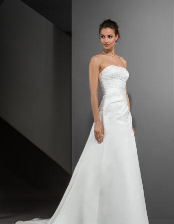 Robes de mariées - Maison Lecoq - robe n°844