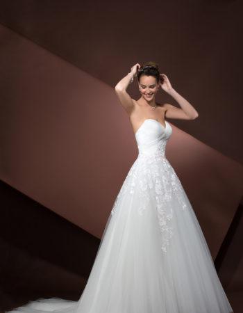 Robes de mariées - Maison Lecoq - robe n°848