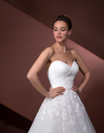 Robes de mariées - Maison Lecoq - robe n°848bis