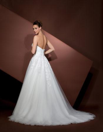 Robes de mariées - Maison Lecoq - robe n°848bis1