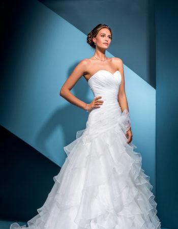 Robes de mariées - Maison Lecoq - robe n°854