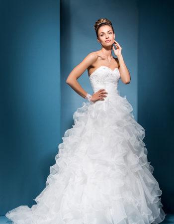 Robes de mariées - Maison Lecoq - robe n°855