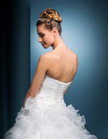 Robes de mariées - Maison Lecoq - robe n°855bis