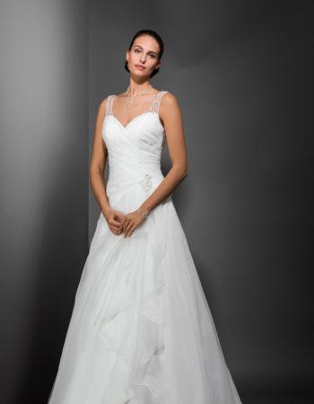 Robes de mariées - Maison Lecoq - robe n°858