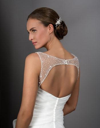 Robes de mariées - Maison Lecoq - robe n°858bis