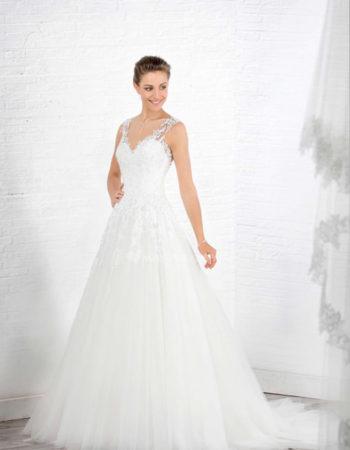 Robes de mariées - Maison Lecoq - robe n°863