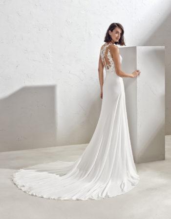 Robes de mariées - Maison Lecoq - robe n°957_B