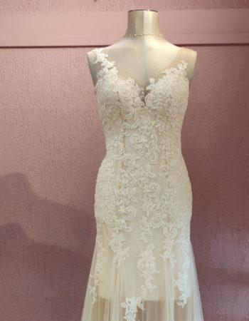 Robes de mariées - Maison Lecoq - robe n°958