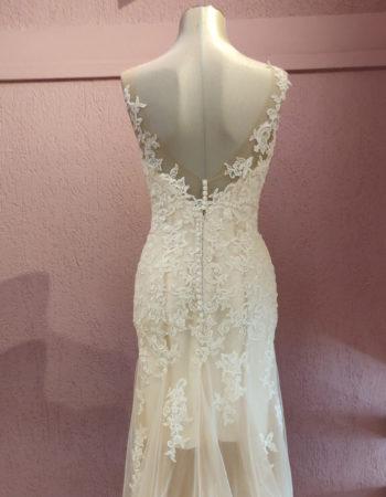 Robes de mariées - Maison Lecoq - robe n°958_A