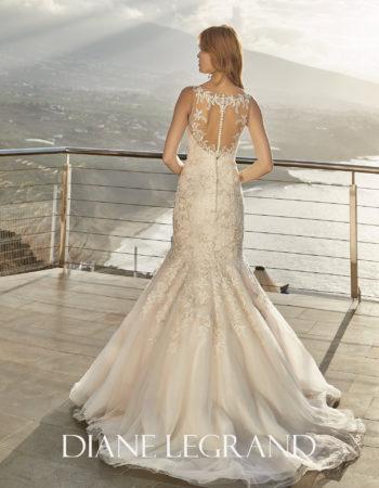 Robes de mariées - Maison Lecoq - robe n°960_B