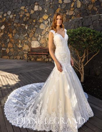 Robes de mariées - Maison Lecoq - robe n°961