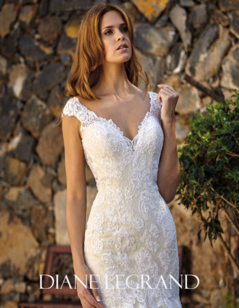 Robes de mariées - Maison Lecoq - robe n°961_A